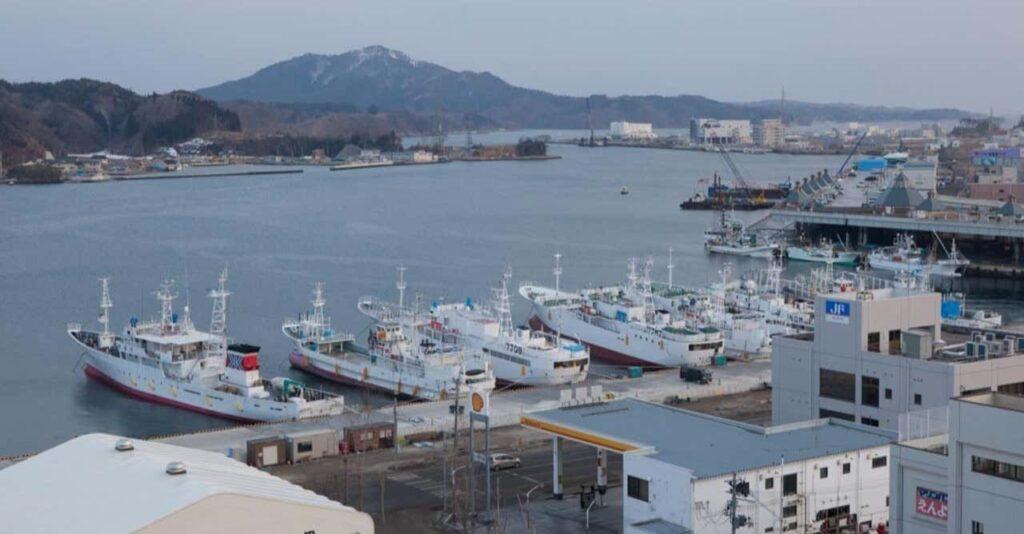 百貨店休業で、気仙沼の水産加工会社は再び舵を切った