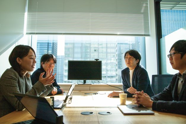 神戸市特集(1)「その道のプロをチームに招き入れる」